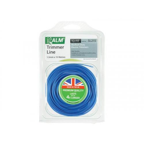ALM Manufacturing SL215 Medium-Duty Trimmer Line 1.5mm x 15m