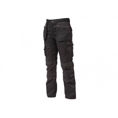 Apache Black Holster Trousers Waist 30in Leg 29in