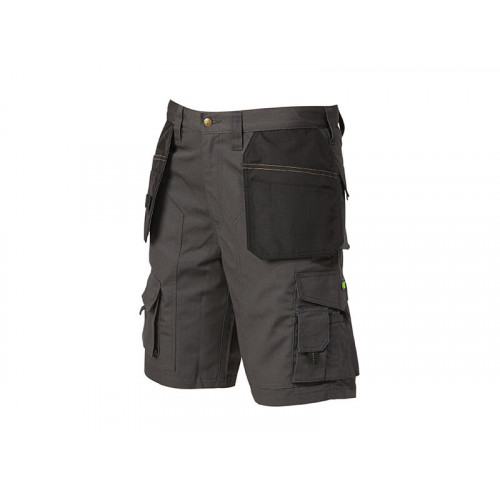Apache Grey Rip-Stop Holster Shorts Waist 38in