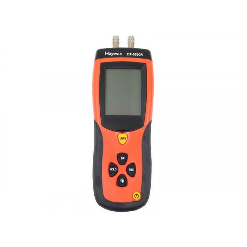 Arctic Hayes Digital Differential Pressure Meter