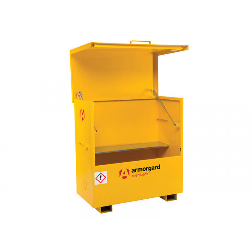 Armorgard ChemBank™ Site Box 1275 x 675 x 1270mm