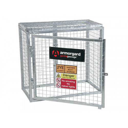 Armorgard Gorilla Bolt Together Gas Cage 1000 x 500 x 900mm