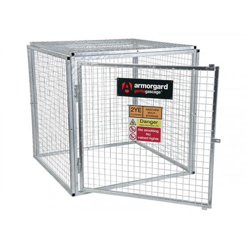 Armorgard Gorilla Bolt Together Gas Cage 1200 x 1200 x 1200mm