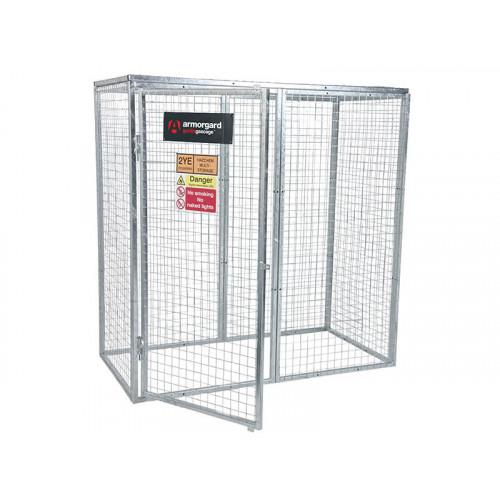 Armorgard Gorilla Bolt Together Gas Cage 1800 x 900 x 1800mm
