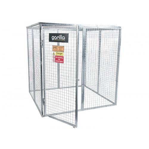 Armorgard Gorilla Bolt Together Gas Cage 1800 x 1800 x 1800mm