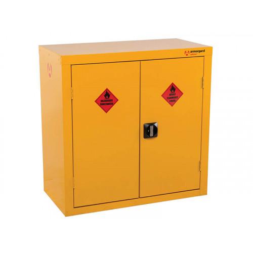 Armorgard SafeStor™ Hazardous Floor Cupboard 900 x 460 x 900mm