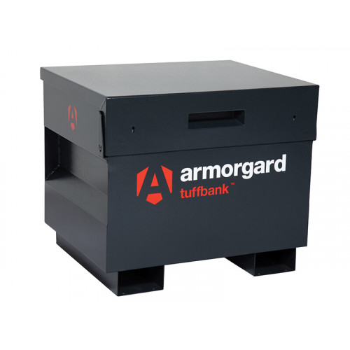 Armorgard TB21 TuffBank™ Site Box 760 x 615 x 640mm