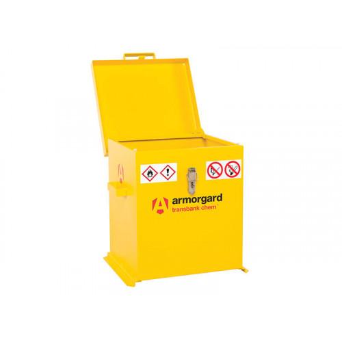 Armorgard TransBank™ Chemical Transit Box 530 x 485 x 540mm