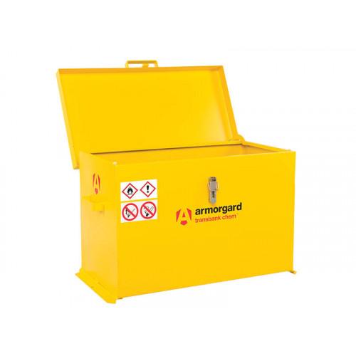 Armorgard TransBank™ Chemical Transit Box 880 x 485 x 540mm