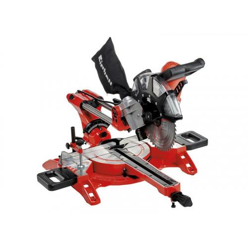 Einhell TC-SM 2534/1 Dual Sliding Mitre Saw 2100W 240V
