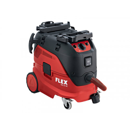 Flex Power Tools VCE 33 M AC Vacuum Cleaner M-Class with Power Take Off 1400W 240V