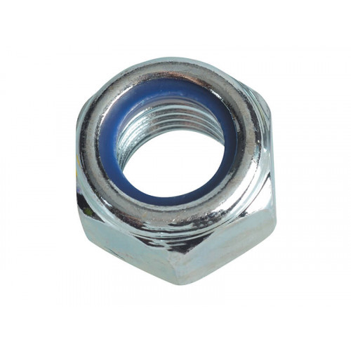 ForgeFix Nyloc Nuts & Washers Zinc Plated M16 ForgePack 4