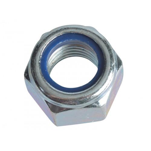 ForgeFix Nyloc Nuts & Washers Zinc Plated M20 ForgePack 2