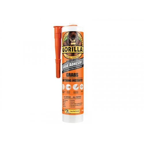 Gorilla Glue Gorilla Heavy-Duty Grab Adhesive - White 290ml