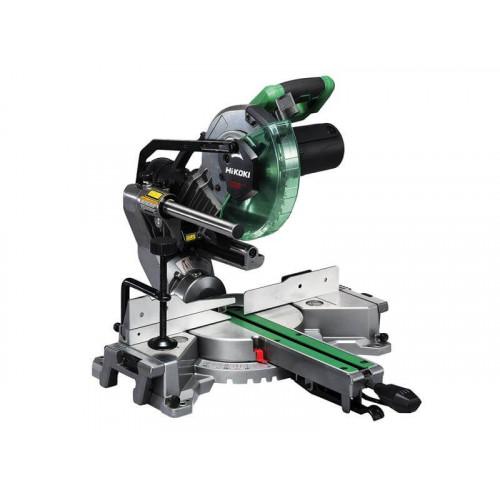 HiKOKI C8FSHG Sliding Compound Mitre Saw 216mm 1100W 110V