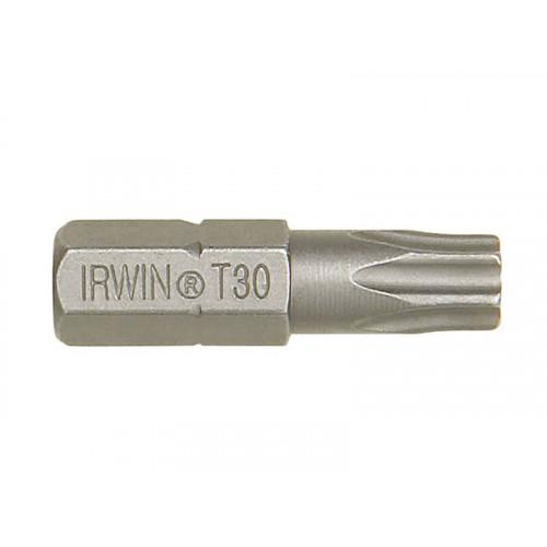 IRWIN® Screwdriver Bits TORX TX30 x 25mm (Pack 10)