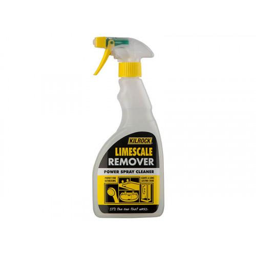 Kilrock Limescale Remover Power Spray Cleaner 500ml Trigger Spray