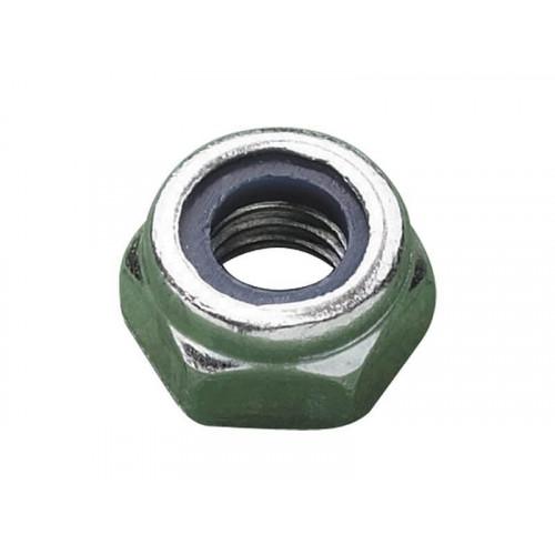 METALMATE® Type T Nylon Insert Nut ZP M10 (Box 200)