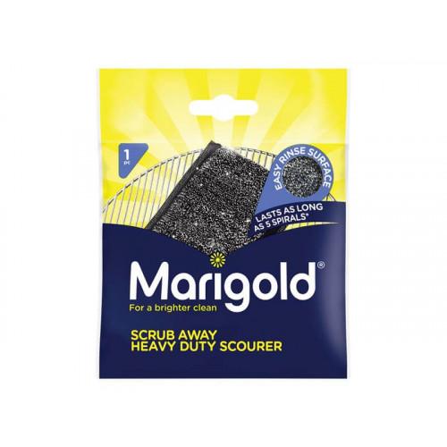 Marigold Scrub Away Heavy-Duty Scourer x 1
