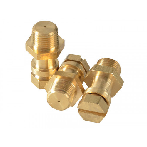Monument 1732D Tapered Pressure Test Nipples 1/8in BSP