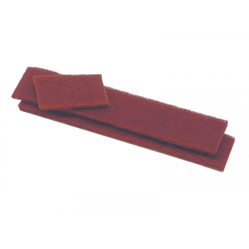 Monument 3025R Clean & Polish Pads 50 x 250mm (Pack of 6)