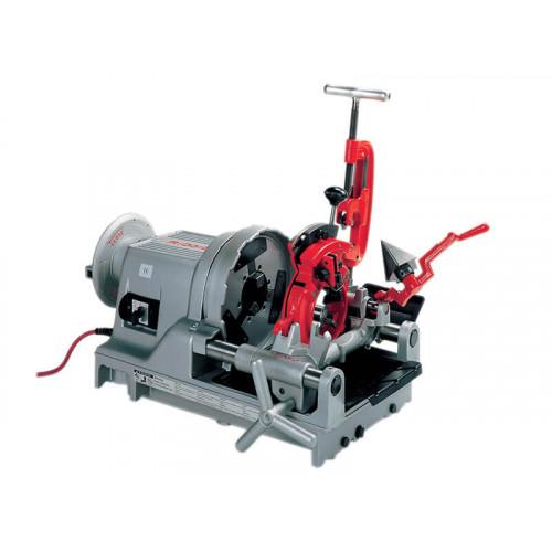 RIDGID 1233 Pipe Threading Machine 110 Volt 20220