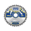 IRWIN® Weldtec Circular Saw Blade 190 x 30mm x 18T ATB